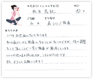 杉本 茂紀さん 30歳 男性